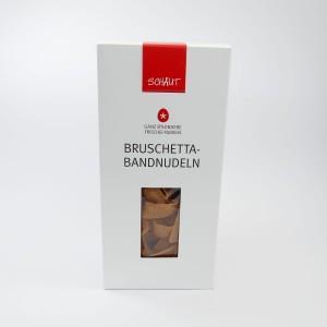 Bruschetta-Bandnudeln, mit Frischei, 300Gramm