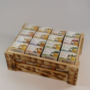 Revolution Tee - wooden box of tea by thokika