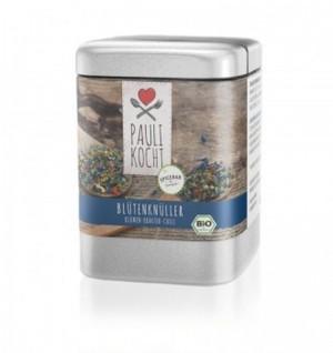 Paulikocht - Blütenknüller, Blumen-Kräuter-Chili, bio