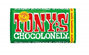 TONY´S CHOCOLONELY - HASELNUSS-VOLLMILCH