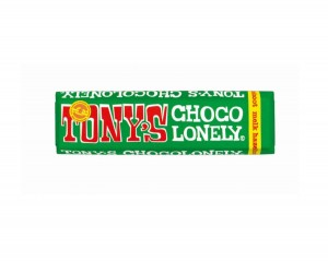 TONY´S CHOCOLONELY - MINI HASELNUSS-VOLLMILCH