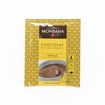 MONBANA - 5 x Trinkschokolade Sachets
