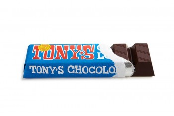 TONY´S CHOCOLONELY - MINI- puur 70% Zartbitterschokolade