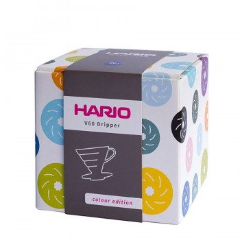 "HARIO V60 Dripper ""Colour Edition"" pink (VDC-02-PPR-BB)"