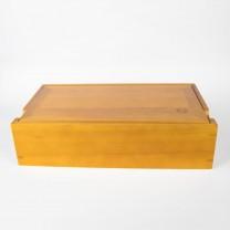 Adagio Tee Chest, Teekiste, Aufbewahrungsbox aus Holz (ohne Inhalt)