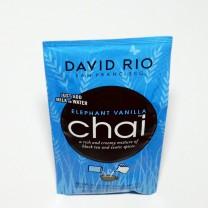 David Rio Chai - Elephant Vanilla, Portionspackung