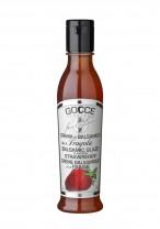 Balsamicocreme mit Erdbeere aromatisiert, alla Fragola