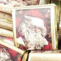 MHD 08-2020 / Napolitains (135 Stück), Nostalgie Nikolaus, Weihnachten