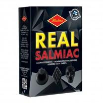 Salmiak-Mischung in der Box, salzig, Halva Real Salmiac aus Finnland