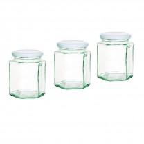 Cosy & Trendy 05160 Marmeladengläser, 324 ml, 3 Stück