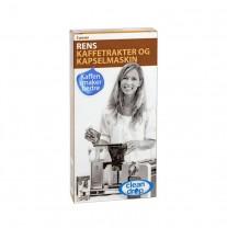 cleandrop, Reiniger für Kaffeemaschinen - empfohlen von Moccamaster