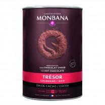 MONBANA-Trinkschokolade - Sorte Trésor de Chocolat - 1 kg