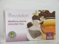 MHD 03/2020 - Revolution Tee - Blackberry Jasmine Oolong Tea