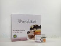 BB 11-2021 / Revolution Tee - Blackberry Jasmine Oolong Tea - mit Jasminblüten und Brombeergeschmack - Gastronomiepackung