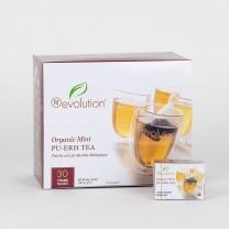 BB 11-2021 / Revolution Tee - Organic Mint Puh-Erh Tea - Gastronomiepackung