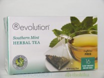 Revolution Tee - Southern Mint Herbal Tea - Koffeinfrei