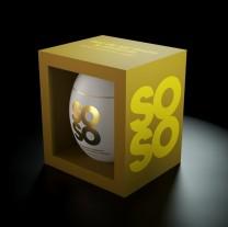 SOSO Edition in Geschenkverpackung - flor de sal limon e pimienta, Zitrone und Pfeffer