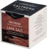 SALTVERK LAVASALZ, flaky lava sea salt