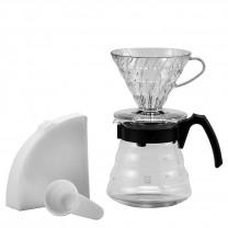 HARIO V60 Craft Coffee Maker (VCND-02B-EX)