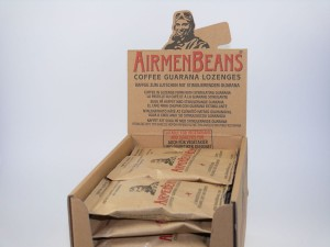 24 Pckg. AirmenBeans - Kaffee-Guarana-Pastillen