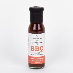BURGER BOMB BBQ Sauce Rauch & Piment dEspelette - 200 ml