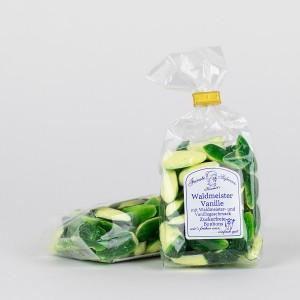 Waldmeister-Vanille-Bonbons, zuckerfreie Bonbons