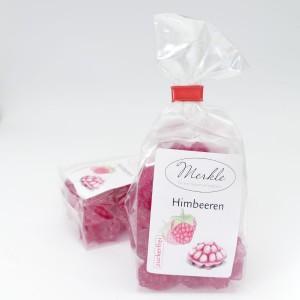 - zuckerfrei - Bonbons Himbeeren