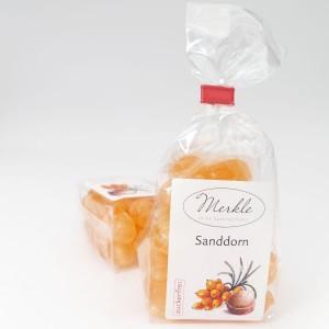 - zuckerfrei - Bonbons Sanddorn