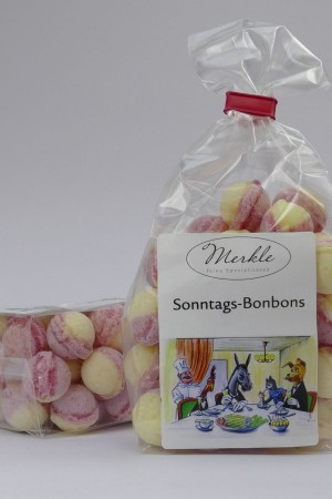 Bremer Sonntags-Bonbons, Brausebonbons
