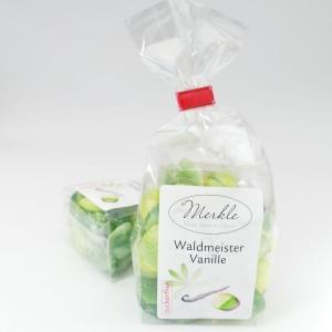 - zuckerfrei - Waldmeister-Vanillebonbons