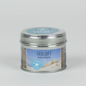 SEELUFT, reines Meersalz - von der Insel Norderney