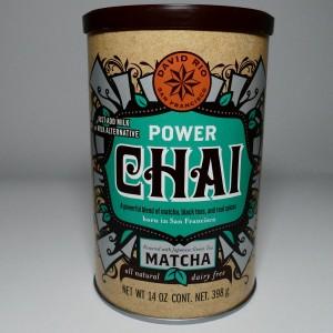 David Rio Chai - Power Chai, Pappwickeldose