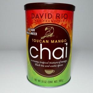 David Rio Chai - Toucan Mango, Pappwickeldose