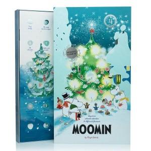 Haupt MOOMIN Lakritzkalender, Limited Edition - Adventskalender 2019
