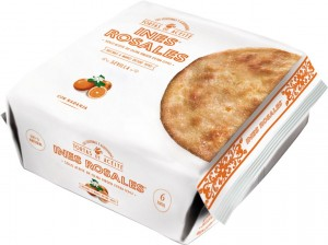 Tortas de Aceite Naranja (Orange) von Ines Rosales
