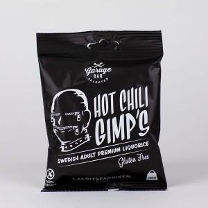 HOT CHILI GIMP´S von Lakritzfabriken - glutenfrei -
