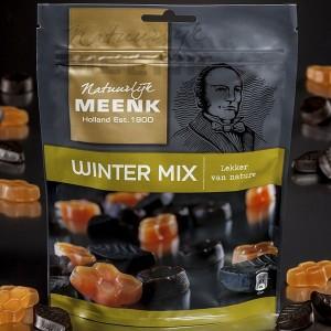 225 Gramm Meenk Mix Winter, Lakritzmischung mit Kräutern und Honig von Meenk
