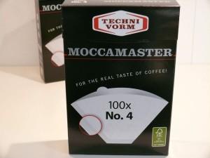 MOCCAMASTER - Filtertüten No.4 Technivorm