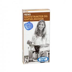 cleandrop, Reiniger für Kaffeemaschinen - clean drop empfohlen von Moccamaster