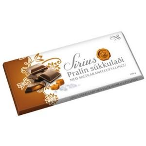 Sirius Praline-Karamell Schokolade