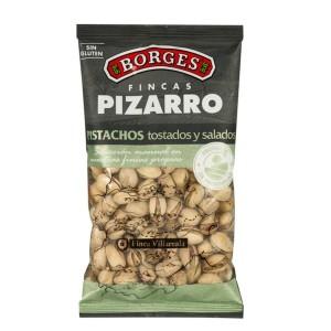 Pizarro Pistachos - Pistazien in der Schale, geröstet und gesalzen 160 Gramm