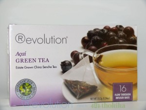 MHD 04/2020 - Revolution Tee - Acai Green Tea