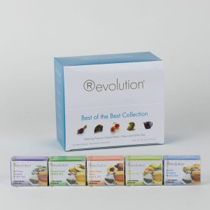 BB 05-02021 / Revolution Tea - Best of Best Collection (Misch-Gastrobox)