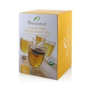 "Revolution Tee - Organic Nilgiri Decaf Black Tea - Gastro ""foliert"""