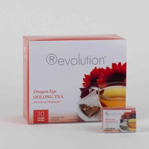 Revolution Tee - Dragon Eye Oolong Tea - Gastronomiepackung