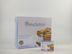 Revolution Tee - English Breakfast Tea - Gastronomiepackung