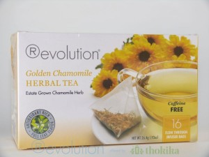 Revolution Tee - Golden Chamomile Herbal Tea