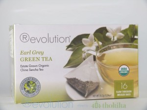 Revolution Tee - Organic Green Earl Grey Tea