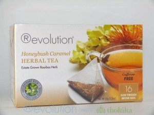 Revolution Tee - Honeybush Caramel Tea - Koffeinfrei