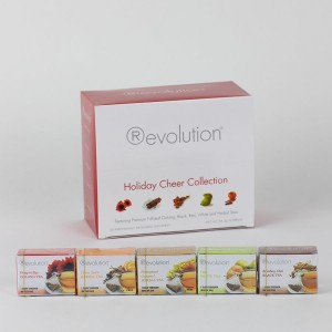 Revolution Tea - Holiday Cheer Collection (Misch-Gastrobox)